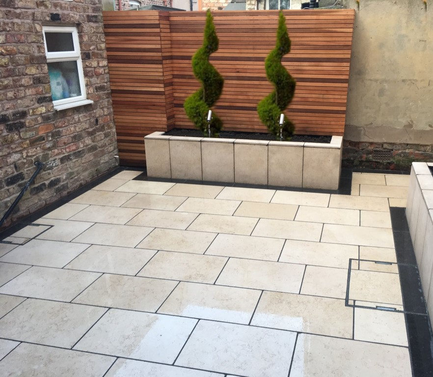 Landscaping Paving