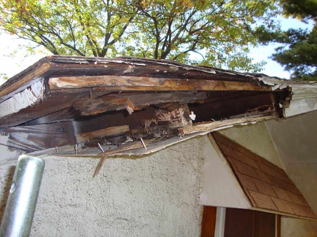 Roofline Repairs, Gutters, Soffits, Fascia